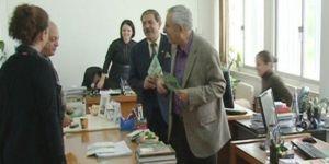 Fellahoğlu'nun ekibi bakanlıkları ziyaret etti