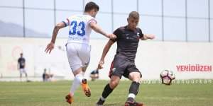 Milliler, Cihangir U21 ile karşılaştı
