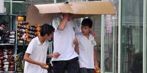 En çok yağış Mağusa'ya