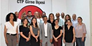 CTP'nin Girne Belediye Meclis Üyesi adayları belirlendi