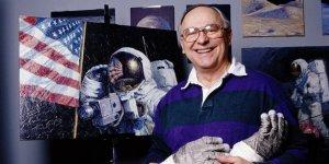 Ayda yürüyen Alan Bean yaşamını yitirdi