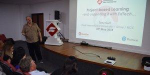 UFÜ'den İngilizce öğretmenlerine yönelik atölye çalışması