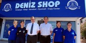 Deniz Plaza Göçmenköy Şubesini Açtı