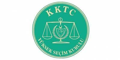 YSK, kesinleşen aday listelerini ilan etti