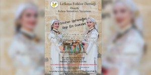 FOLK-DER'den Otantik Kıbrıs Yemekleri yarışması