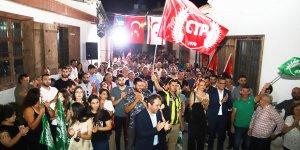 CTP, Lefke'de adaylarını tanıttı