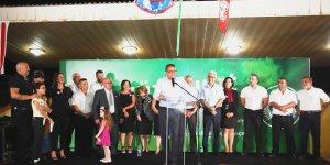 CTP, Güzelyurt'ta adaylarını tanıttı