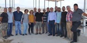 Karavezirler: Hayvancılık Bölgesi ve ova yolları projesi hazır