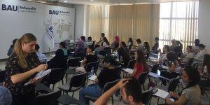 Bahçeşehir Kıbrıs Üniversitesi Burs ve Yerleştirme Sınavı yapıldı