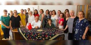 Sertoğlu'ndan Kadınlar Konseyi'ne ziyaret