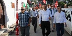 Birol Karaman: Ozanköy'e SAM gelecek