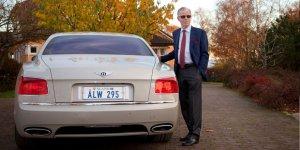 İş adamına 63 bin Euro trafik cezası
