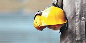 Bafra'da iş kazası: 1 ağır yaralı!