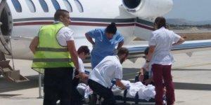 Hasta yolcu için doğrudan uçuş