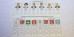 Türkiye'de tarihi seçim Pazar günü
