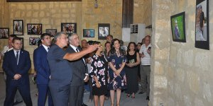 Hakan Çakmak fotoğraf sergisi açıldı