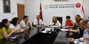 """Besim: """"Ülkedeki tüm acil servisleri eğitimde ve altyapıda standartlaştırmada kararlıyız"""""""