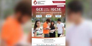 UKÜ, GCE ve IGCSE sınav sonuçlarıyla kayıt kabulüne başladı