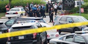 ABD'deki gazete saldırısında 5 ölü