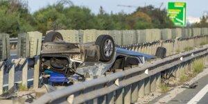 Lefkoşa-Limasol yolunda feci kaza: 2 çocuk öldü
