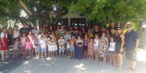 Kemal Saraçoğlu Vakfı çocuklar için tatil düzenledi