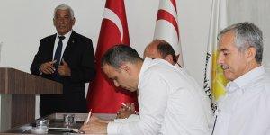 Belediyeler Birliği'nde yeni dönem:  Yeni Başkan Özçınar oldu