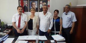 Meslek liseleri ile işbirliği protokolü imzaladı