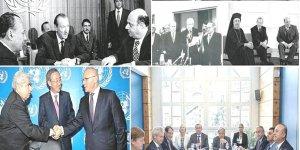 50 yılda 7 Genel  sekreter, 22 temsilci