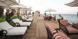Les Ambassadeurs Girne merkeze plaj keyfini getirdi.