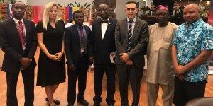 GAÜ, Nijerya'da iş birliği anlaşmaları yaptı