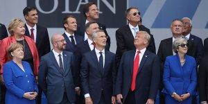 NATO Sonuç Bildirisi yayımlandı.