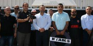 KTAMS zamları protesto etti