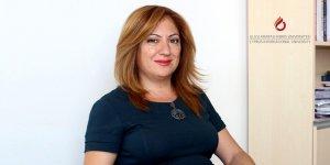 """Prof. Dr. Fatoş Silman'dan  """"Yükseköğretimin Uluslararasılaşması için Politikalar ve Girişimler"""""""