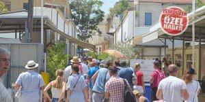'Kuzey Kıbrıs ucuz,  alışveriş için uygun'