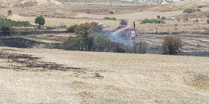 Dikmen'de ot yangını