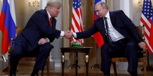 Trump-Putin görüşmesi başladı