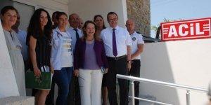Güzelyurt Sağlık Merkezi Acil Servisi yenilendi