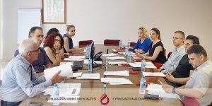 UKÜ İletişim Fakültesi akreditasyon çalışmaları ilerliyor