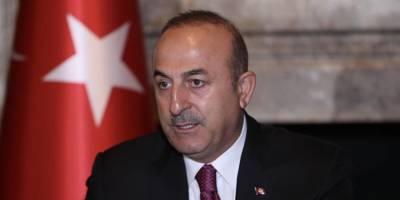 Çavuşoğlu: Kıbrıs'ta sıfır asker hayal bile olamaz