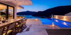 Tatilde Yeni Dönem: Kalkan'da Villa Tatili