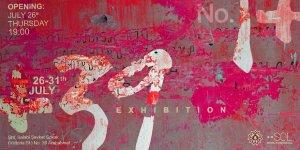 No. 1 + 39 sergisi sanatseverlere kapılarını açıyor