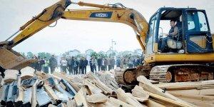 Çin'in 'sıfır defin' eyaletinde tabutlar gasp ediliyor