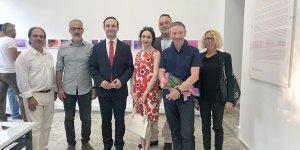ARUCAD Art Space açıldı