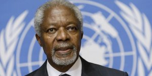 Kofi Annan'a veda: Unutmayacağız