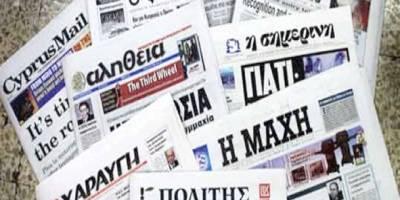 Kuzey'deki ekonomik kriz Rum Basını'nda