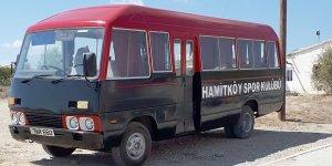 Hamitköy'den minibüs kazanımı