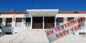 Meclis'te süresiz grev ve eylem
