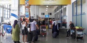 Ercan'da uçuşlar normale dönüyor