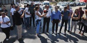 Meclis'te süresiz grev başlatıldı