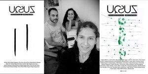 UÇSUZ Dergisi Editörlerinden Fatoş Avcısoyu Ruso ile Söyleşi